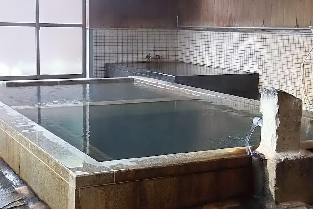Traditional-Zimmer, Gemeinschaftsbad (Japanese Style, A) - Badezimmer