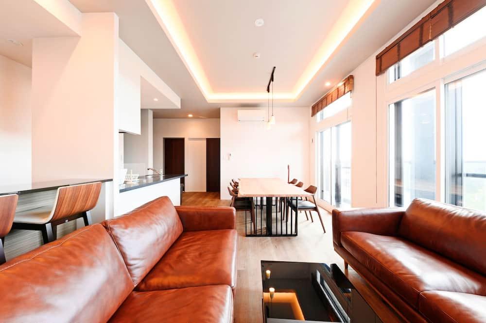 ファミリー アパートメント 禁煙 (502C) - 客室