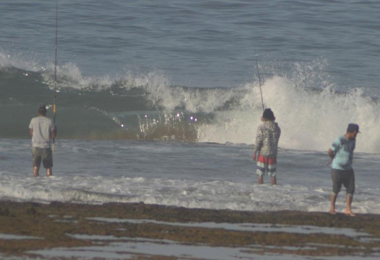 Anza Spot Surf House, Agadir, Playa