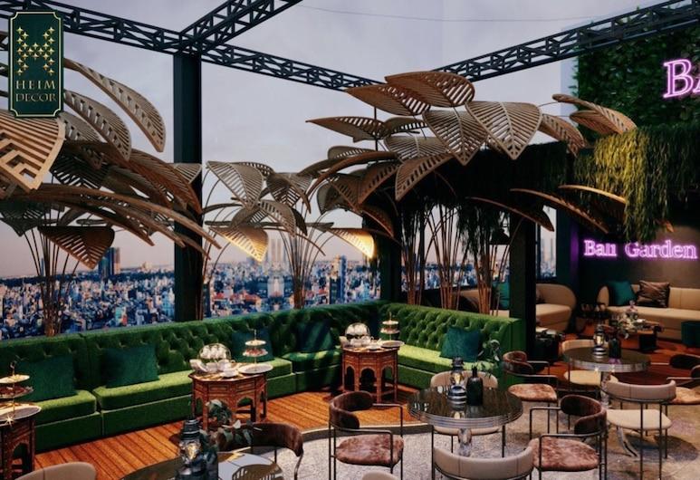 Style Hotel, Hošiminas, Vakarienės lauke