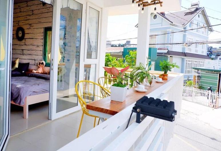 Dalat House Homestay, Da Latas, Apartamentai, Terasa / vidinis kiemas