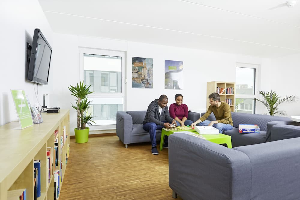 Apartment Plus - אזור מגורים