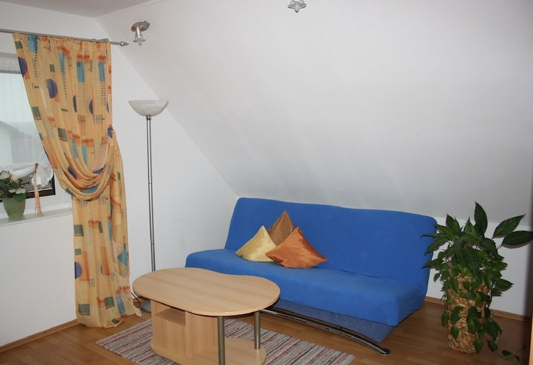 Haus Herbert und Monika Ziegler, Kolitzheim, Zona de estar