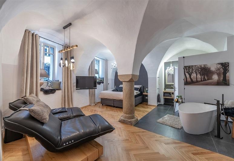 Passau42, พัสเซา, ลักซ์ชัวรี่อพาร์ทเมนท์, ห้องพัก