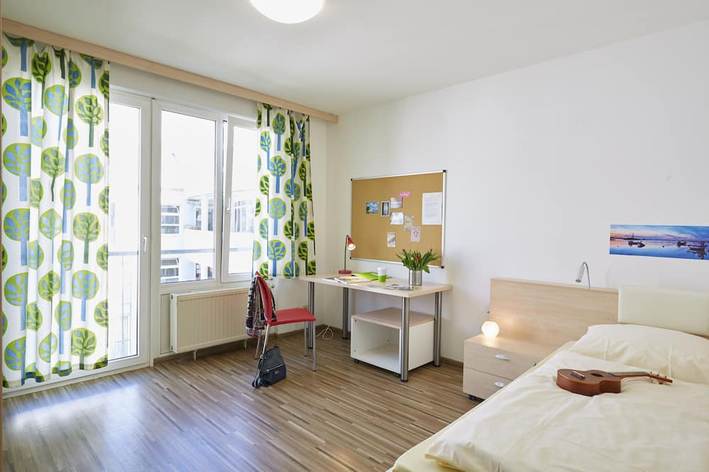 Апартаменты, вид на сад - Зона гостиной