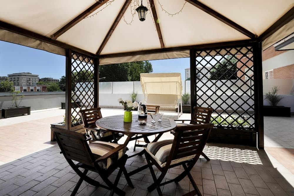 Lejlighed - Terrasse/patio