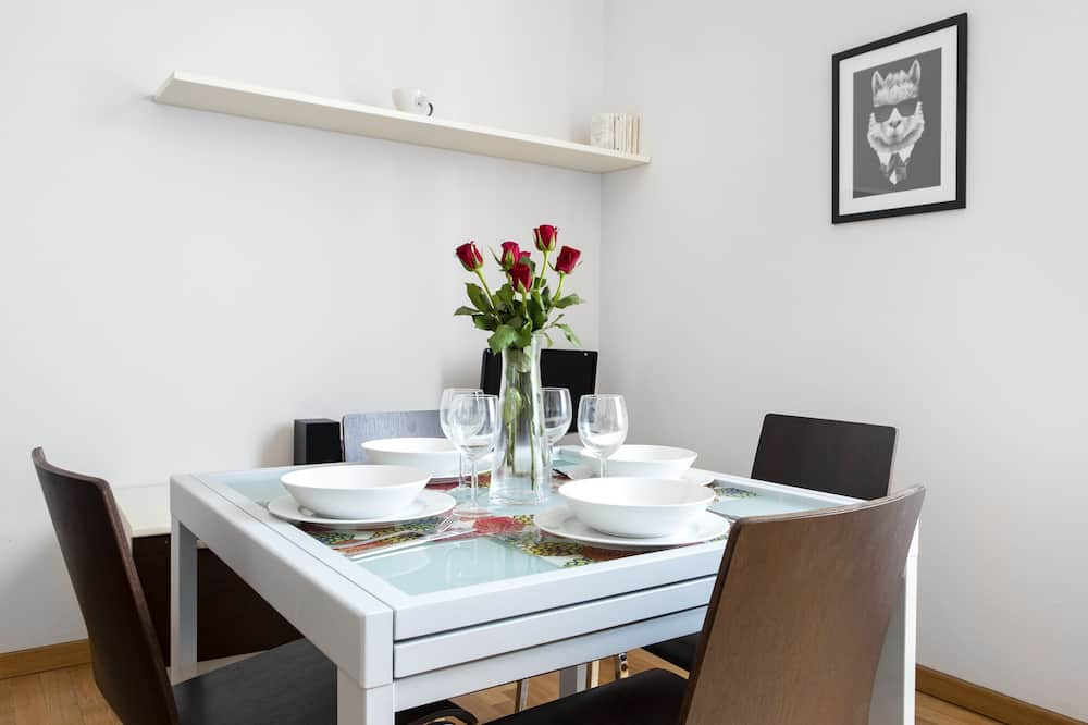 Апартаменти - Обіди в номері