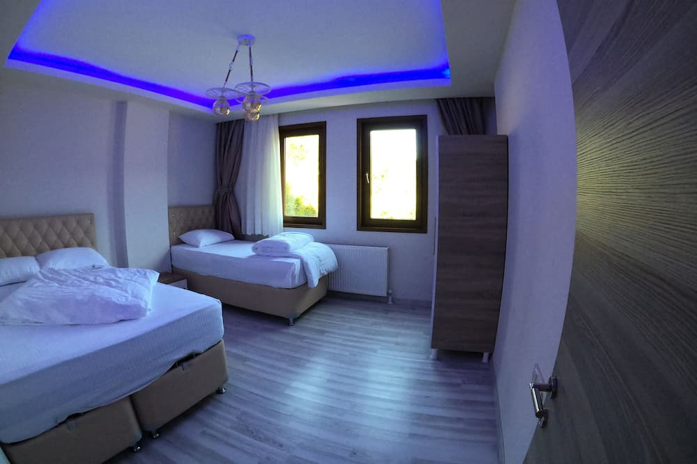 דירה, 3 חדרי שינה, נוף לאגם - חדר
