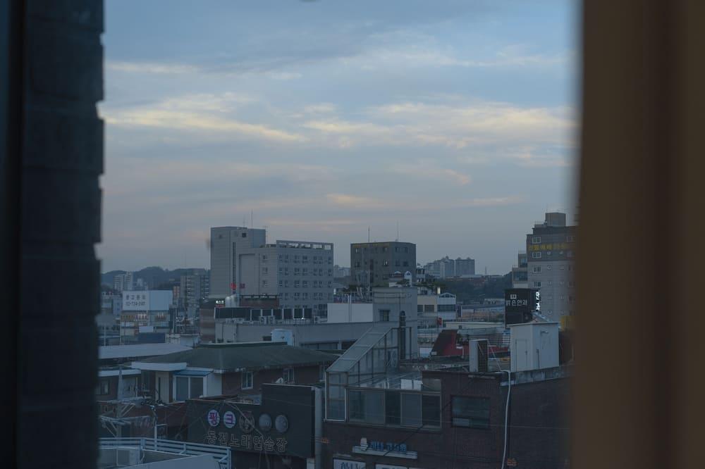 Номер «Премиум» - Вид на город