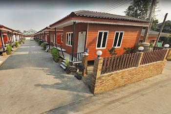 Nuotrauka: OYO 1166 Train Way Resort, Si Racha