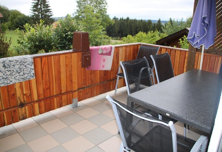 Ferienwohnungen Anna Geißinger, Mauth, Apartment, Terrace/Patio