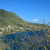 Z widokiem na góry