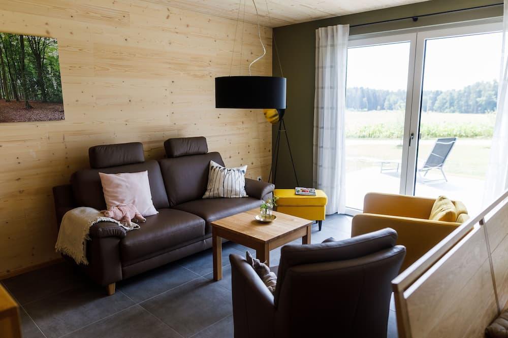 Apartment (Waldblick) - Living Area