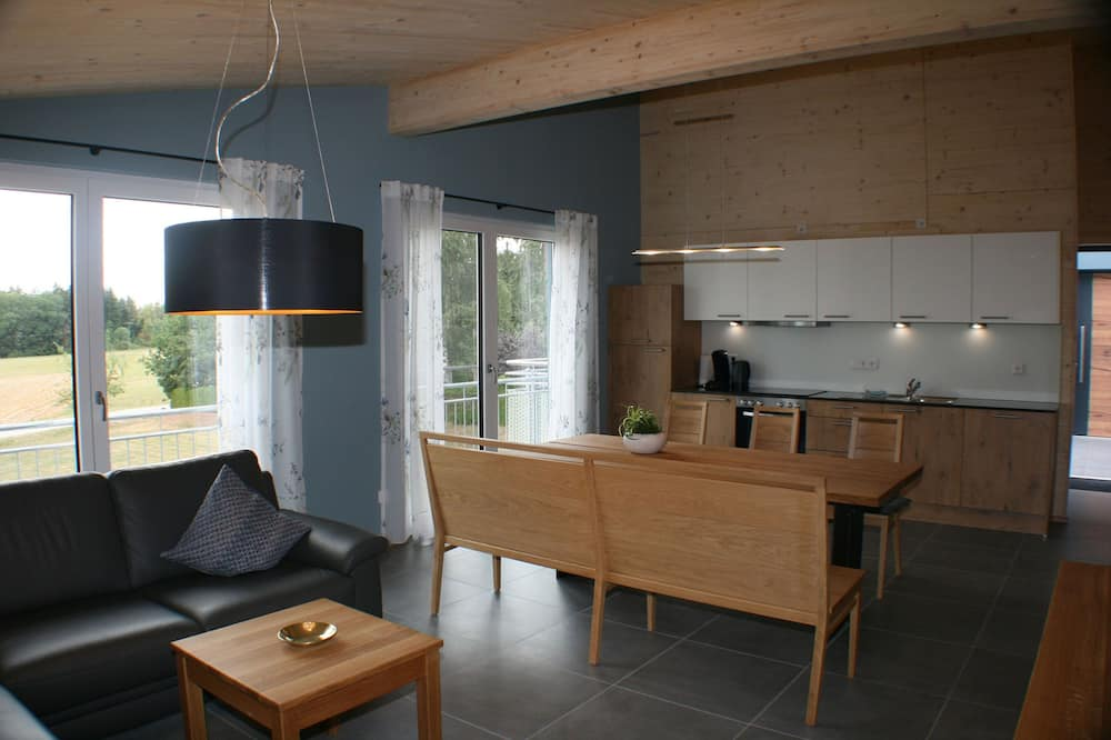Apartment (Morgentau) - Living Area