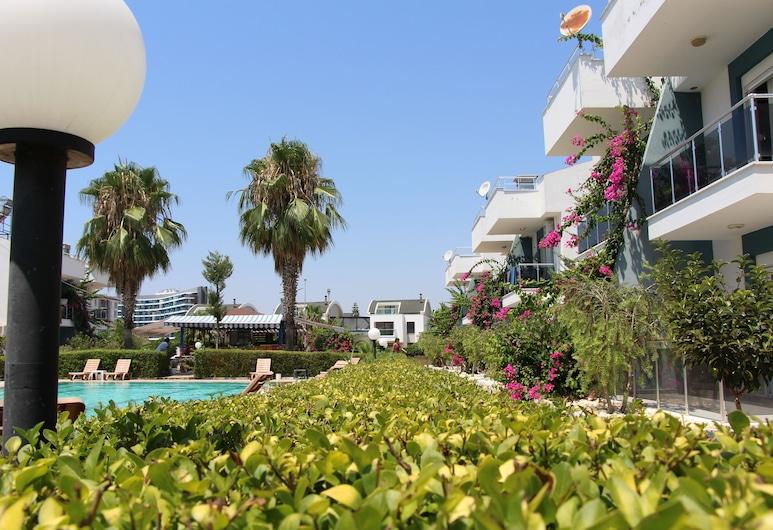 Blue Moon Villa, Antalya, Jardín