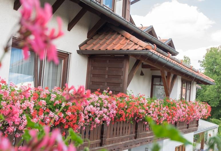 Pension Zum Ebenstein, Untergriesbach, Fachada del hotel