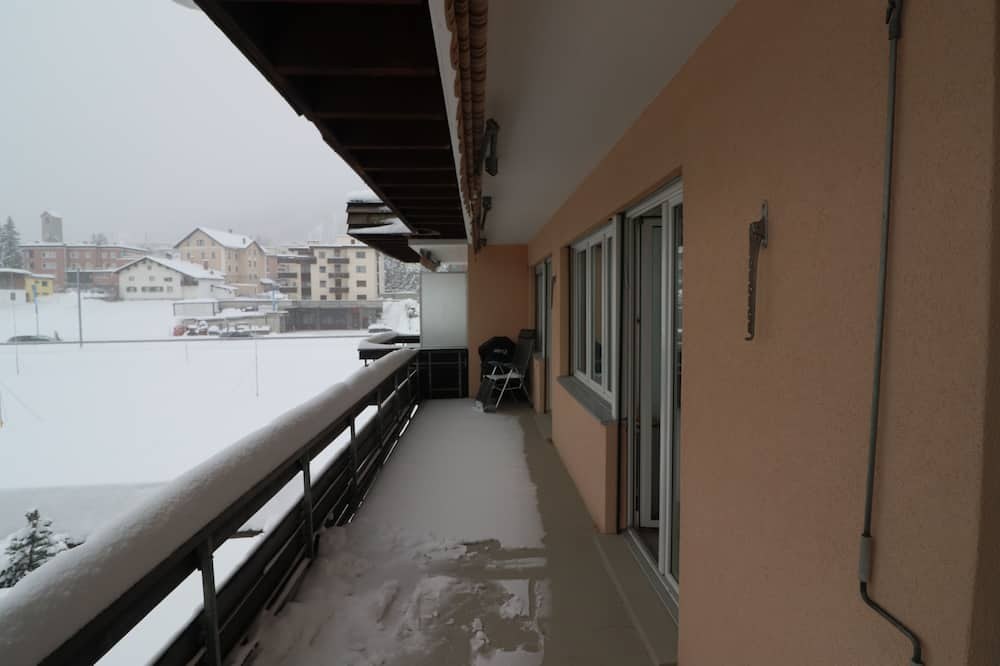 Διαμέρισμα (Landolt; Cleaning Fee 100 CHF) - Μπαλκόνι