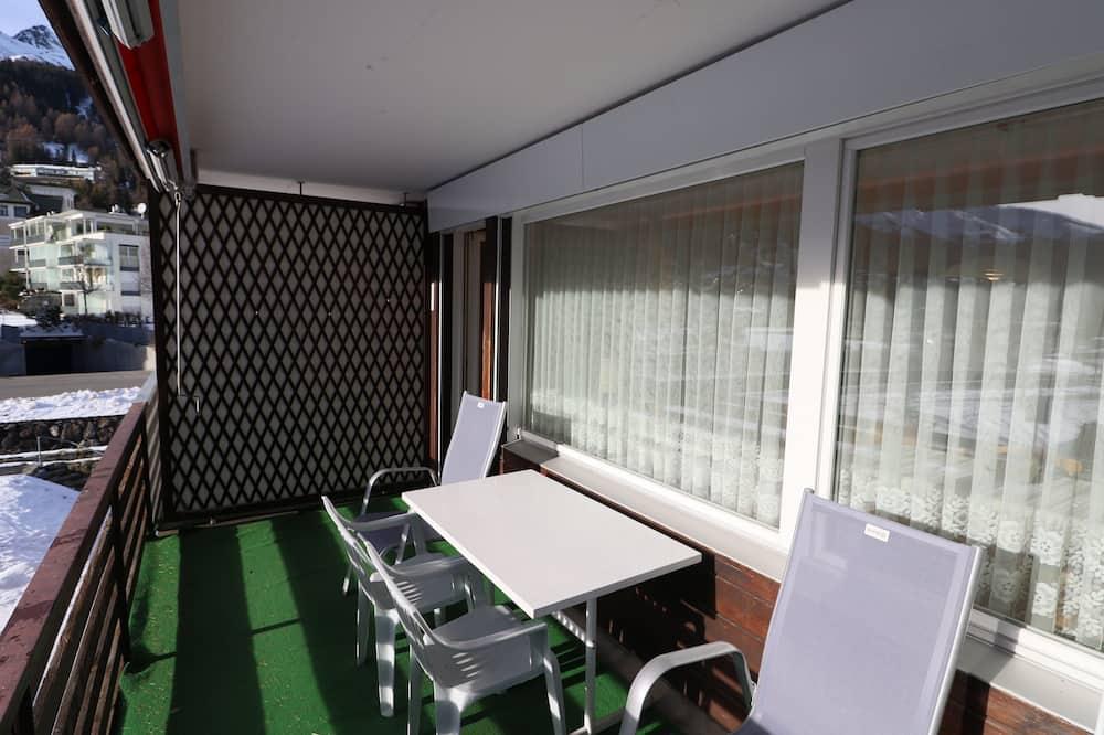 Apartment (MosbacherKl; Cleaning Fee 90 CHF) - Balcony