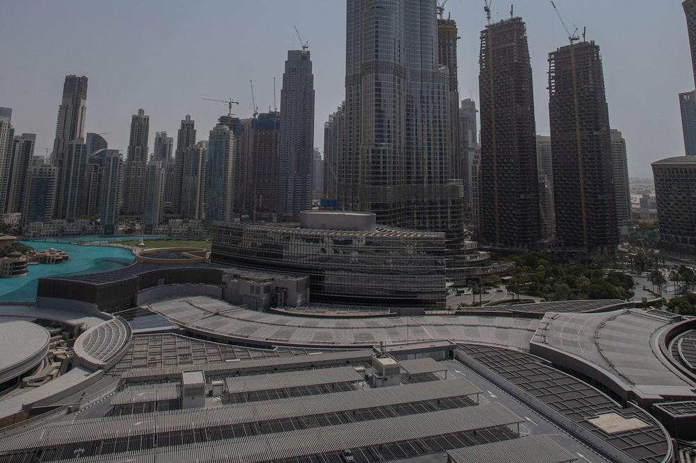 Apartmán (3 Bedrooms) - Výhľad na mesto