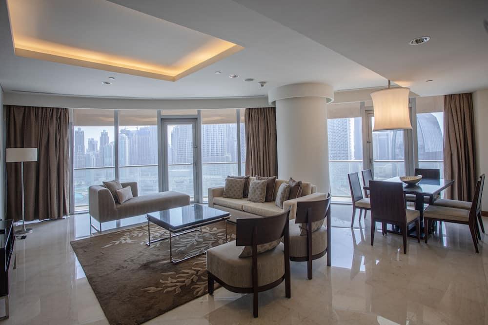 Apartmán (3 Bedrooms) - Obývacie priestory