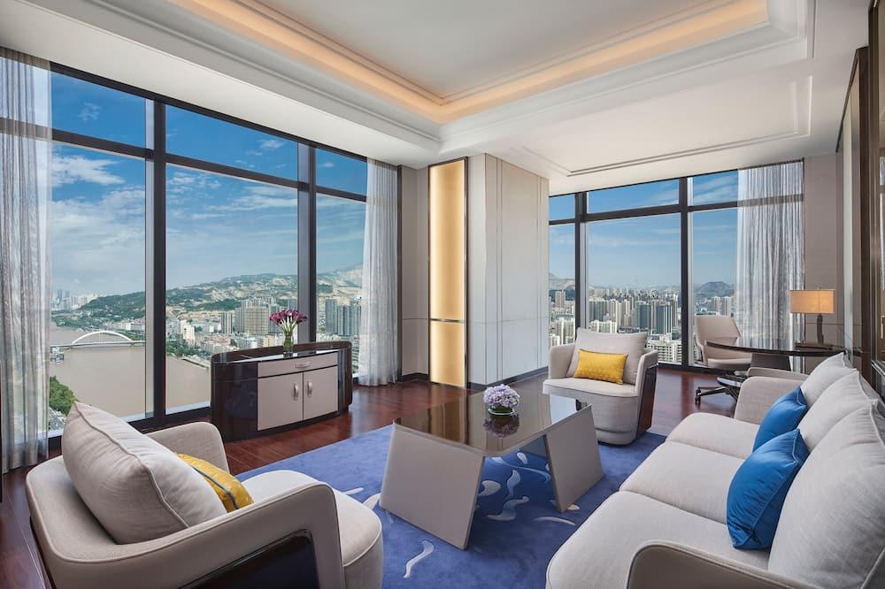 Regency, Suite - Habitación