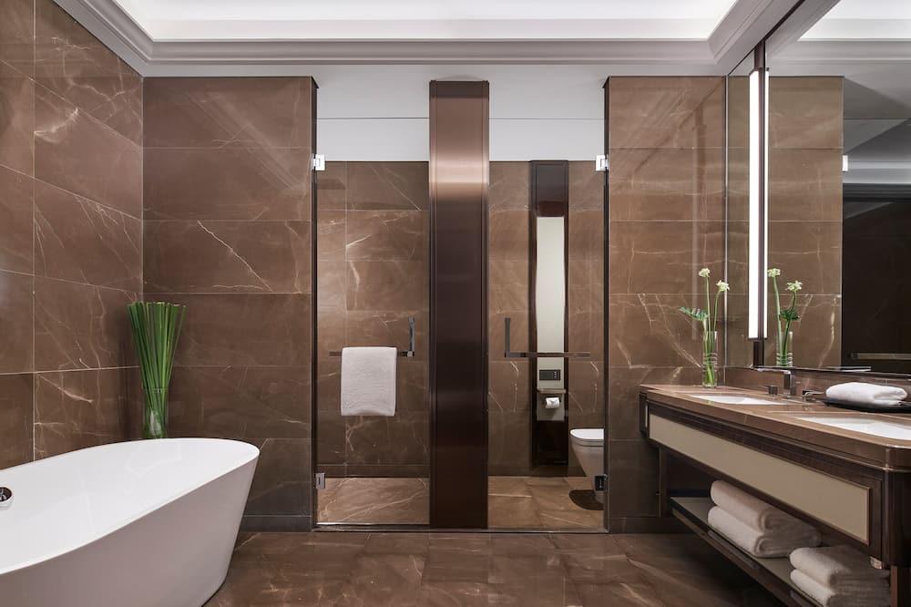 Regency, Suite Deluxe - Baño