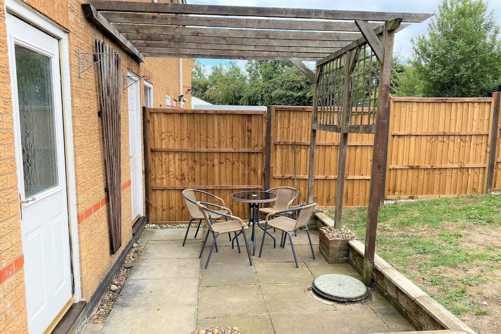 하우스, 전용 욕실, 정원 전망 (Bourton) - 정원