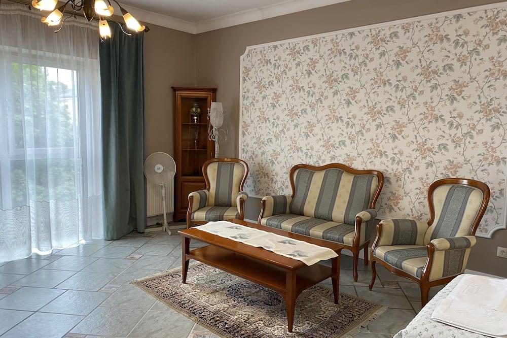 Habitación Confort - Sala de estar