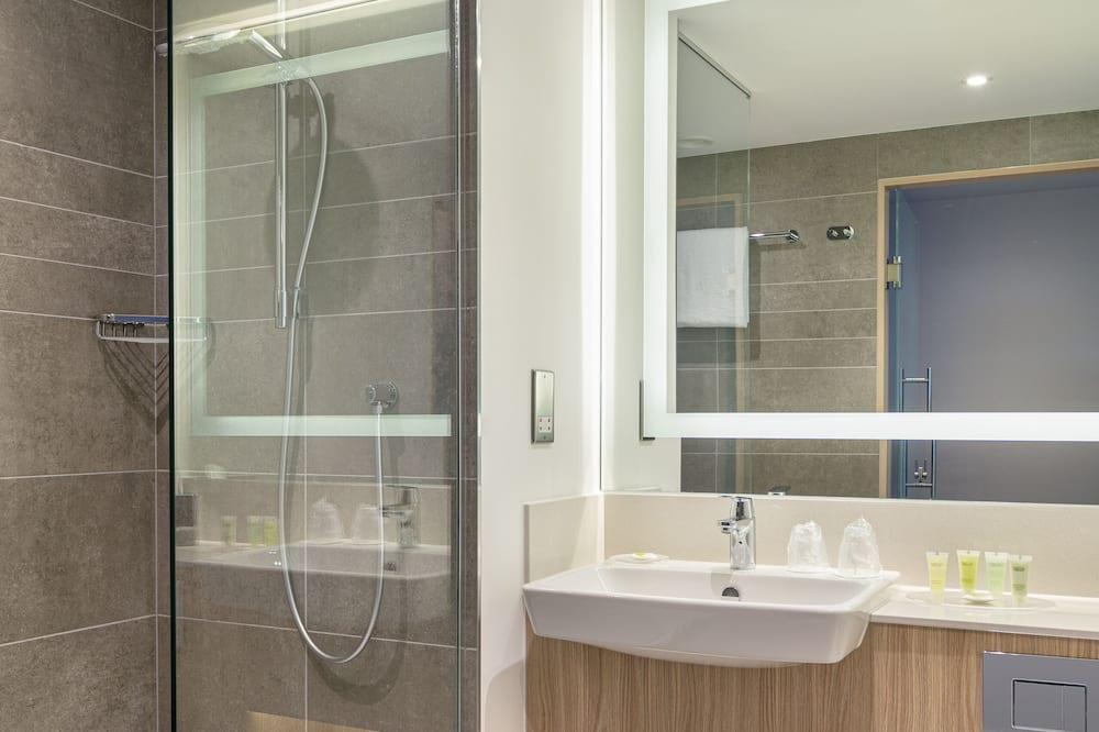 Стандартный номер, 2 односпальные кровати, для некурящих - Ванная комната