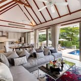 Villa, 3 Bedrooms, Private Pool - Living Room