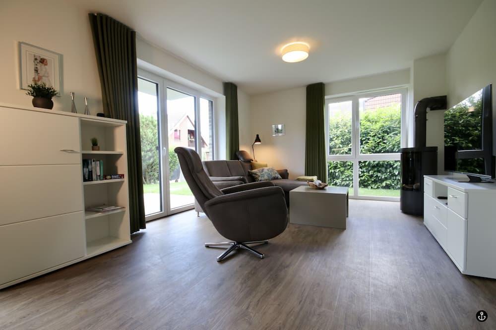 Apartamentai (Cleaning Fee 85€ & Service Fee 12€) - Svetainės zona