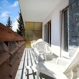 Appartamento Comfort, 1 camera da letto, non fumatori, cucina - Terrazza/Patio