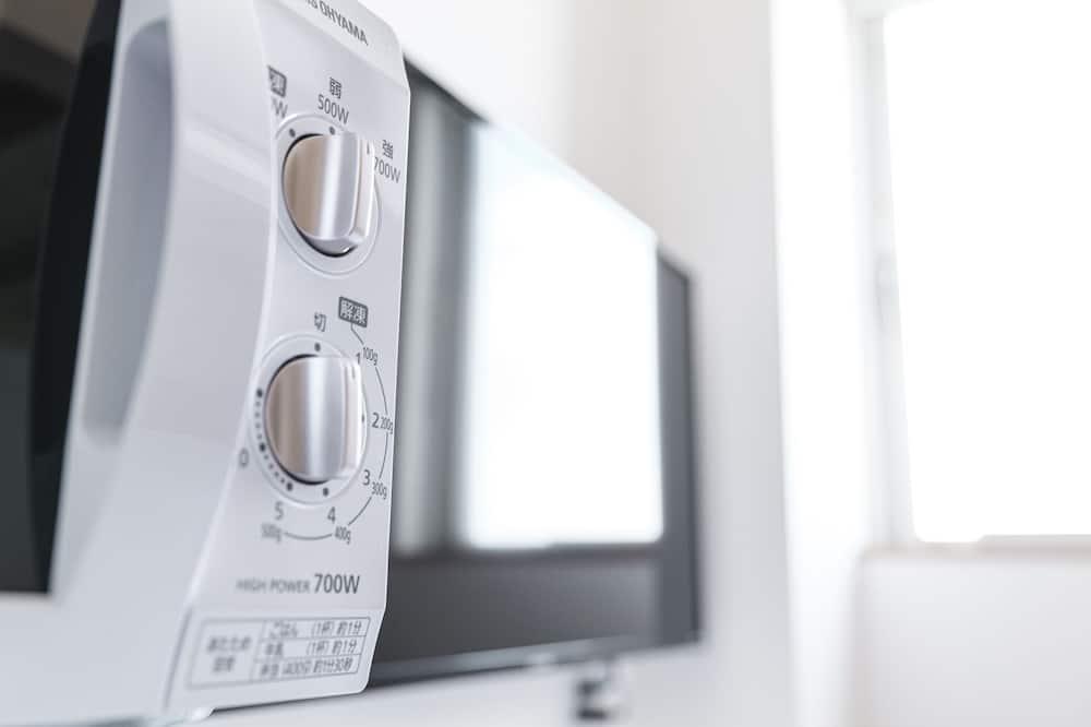 Dvojlôžková izba typu Basic, nefajčiarska izba - Mikrovlnná rúra
