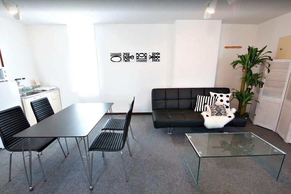 Guest House Ohana Okinawa 6F - Living Area