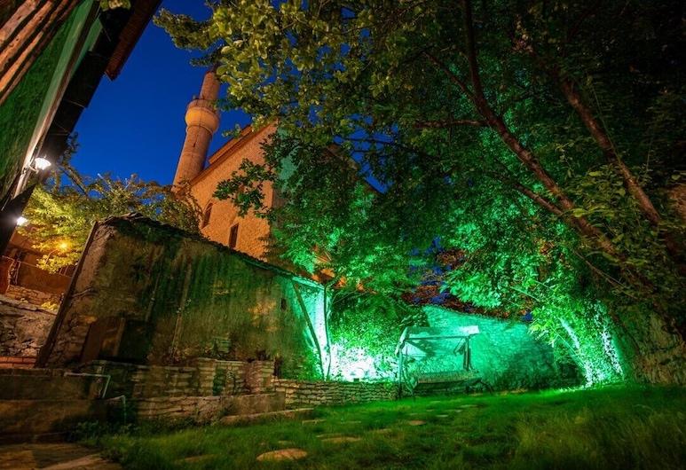 Kurkcu Konak, Safranbolu, Taman