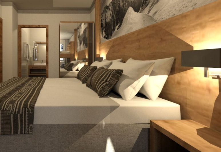 Haus Bergblick, Bad Hofgastein, Comfort Penthouse, Room