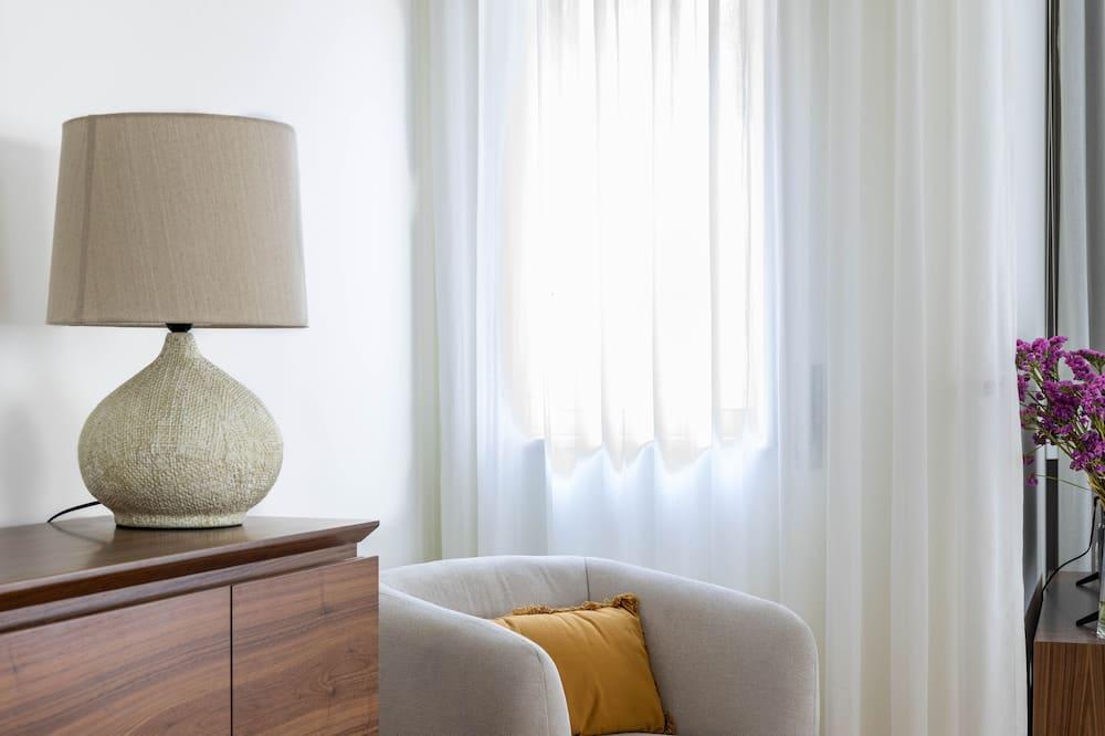 Deluxe apartman (1 Bedroom) - Dnevna soba