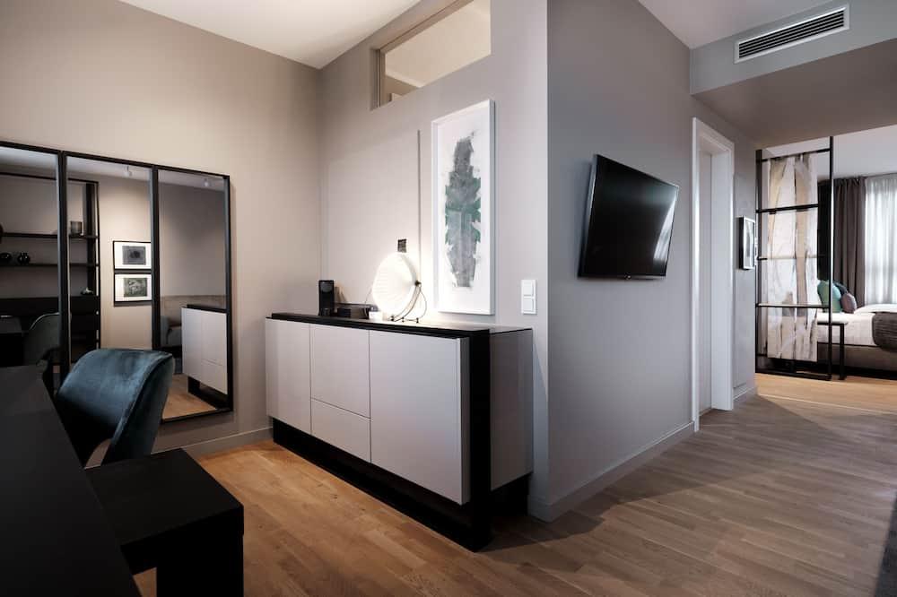 Premium suite - Dnevni boravak