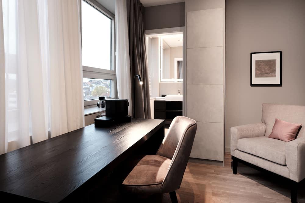 Basic soba - Pogled iz sobe za goste