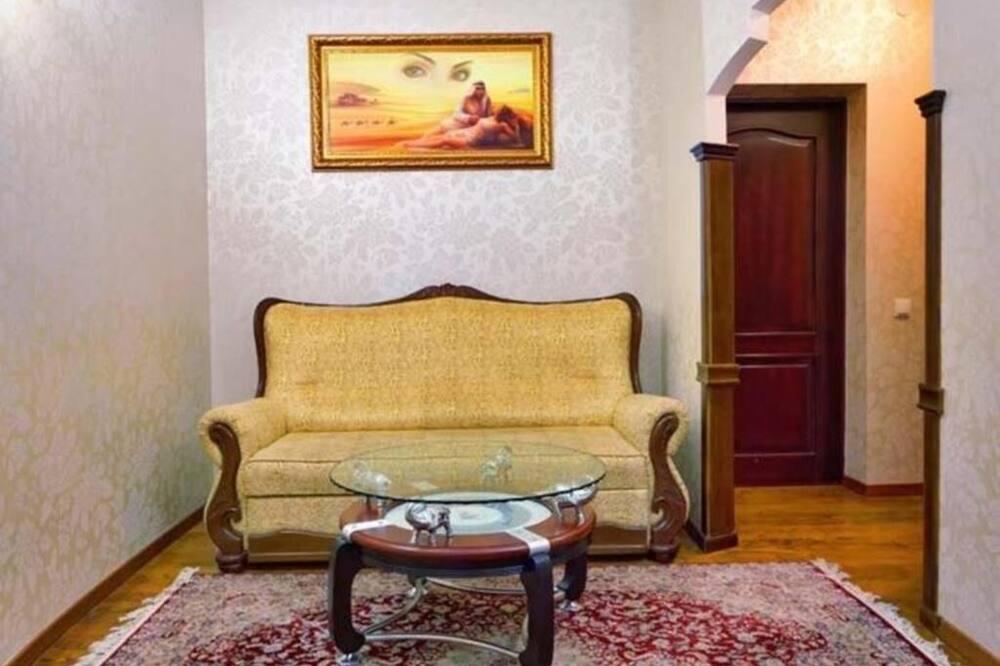 Романтичний номер-люкс - Житлова площа