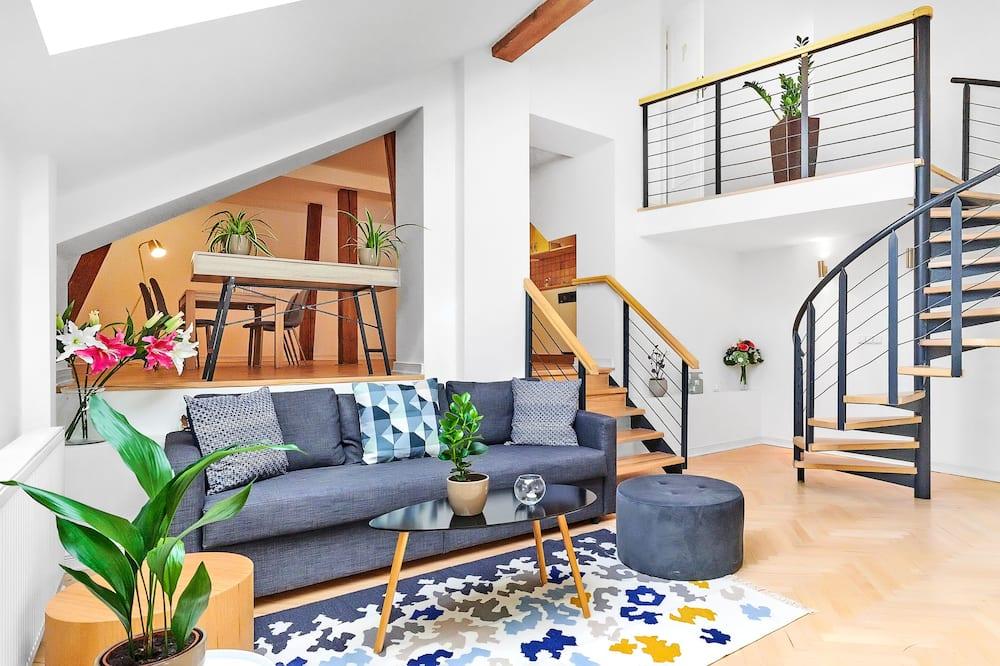 Loft Superior - Powierzchnia mieszkalna