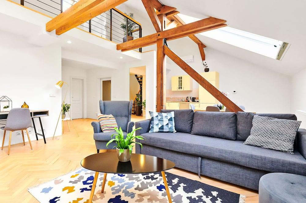 Loft Premium - Powierzchnia mieszkalna