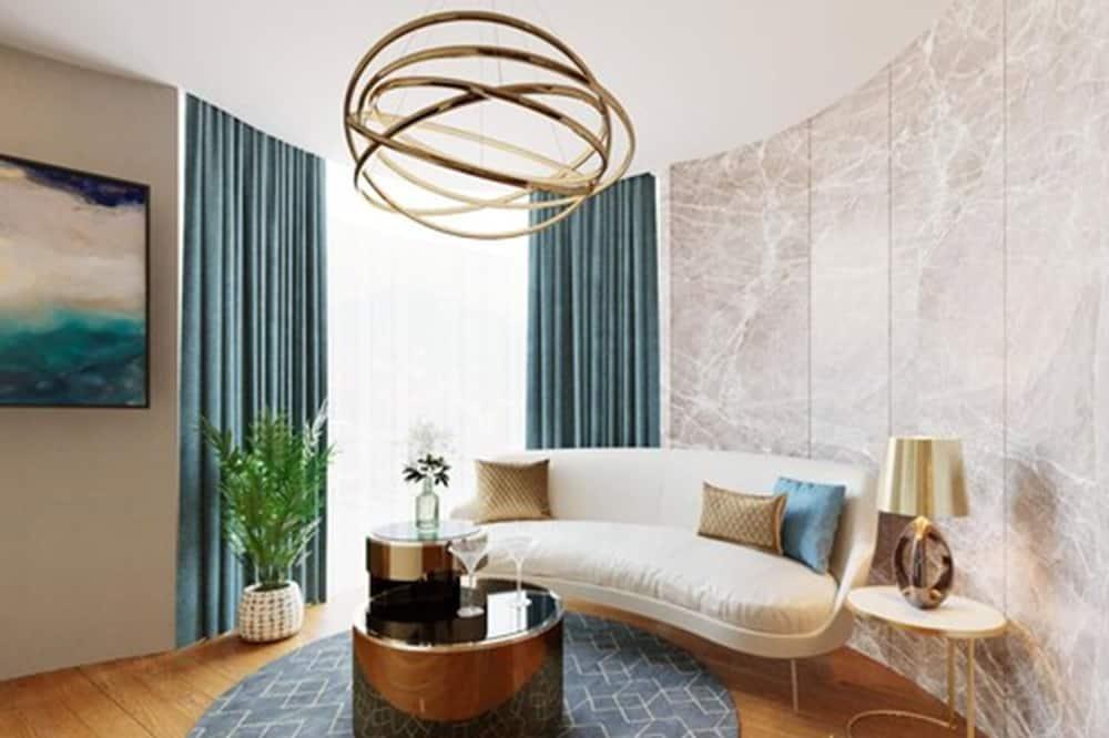 Grand Δωμάτιο (Suite) - Περιοχή καθιστικού