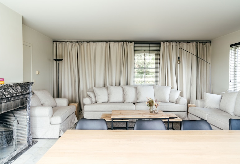 Hoeve Hazegras, Pantai Knokke-Heist , Comfort House (Zomerhuis), Bilik Rehat
