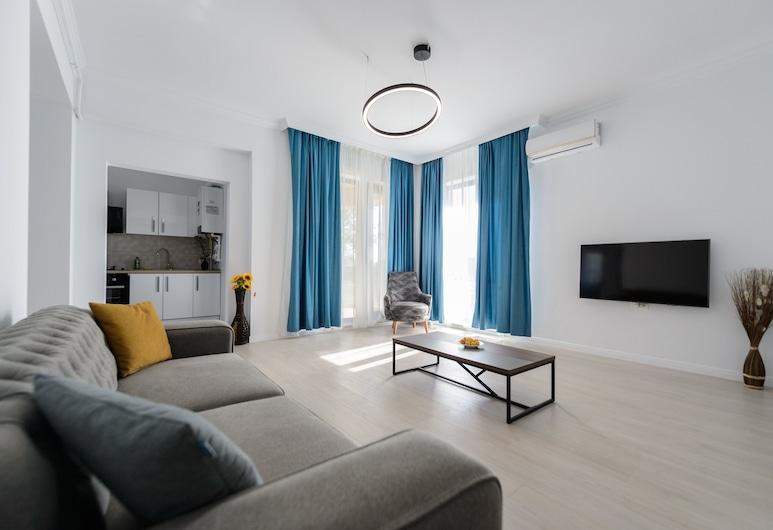 Solid Magic Residence, Constanta, Family Apart Daire, Oturma Alanı