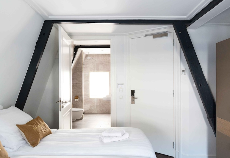 Anegang Boutique Hotel, Haarlem, Economy Twin Room, Guest Room