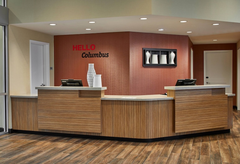 TownePlace Suites by Marriott Columbus North - OSU, Upper Arlington, Vestibiulis