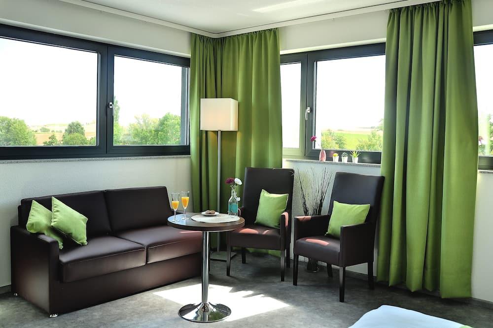 Pokój Comfort, balkon - Powierzchnia mieszkalna