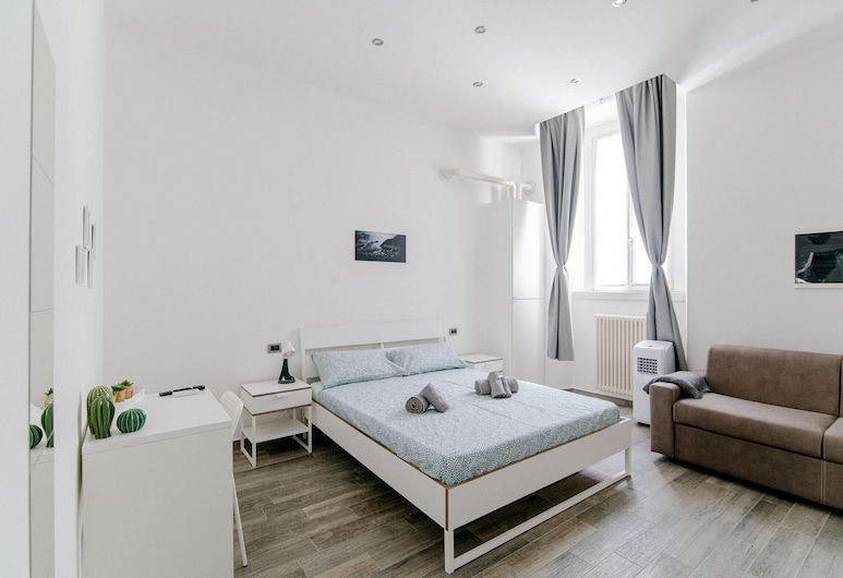Downtown Rooms, Como, Dobbeltrom, Gjesterom