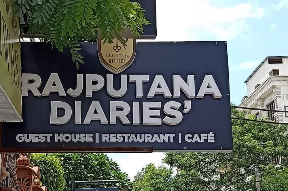 Rajputana Diaries
